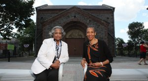 Two generous women of African ancestry help the D.A.R. move beyond its racist history.